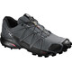 Salomon Speedcross 4 Trailrunning Shoes Men Dark Cloud/Black/Pearl Grey